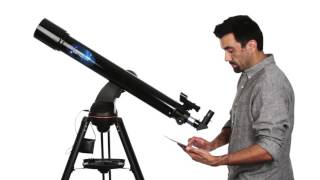 Celestron 90 mm AstroFi Refractor Telescope - 22201