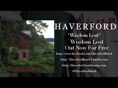 Wisdom Lost by Haverford