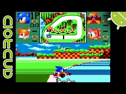 Sonic the Hedgehog: Triple Trouble NVIDIA SHIELD Android TV