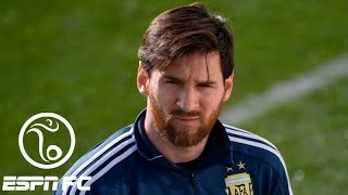Is it fair to blame Lionel Messi for Argentina not winning World Cup? | ESPN FC