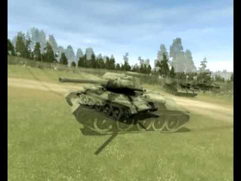 Battle Tanks: T34 vs. Tiger