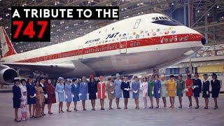 A Tribute to the Boeing 747