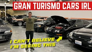 Gran Turismo In REAL LIFE: This Man Is Collecting All The Cars From The Game