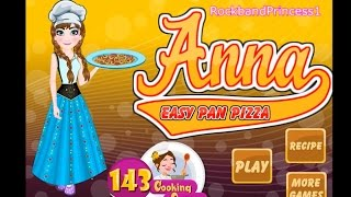 Frozen Cooking Games On Mafa Games