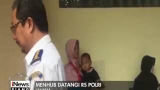 Menhub Mendatangi Keluarga Korban Taruna STIP Yg Tewas Di RS Polri  INews Siang 11/01