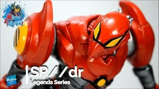 Magios Initiative-Review-Marvel Legends SP//dr by Hasbro. #Cora #Chinaski