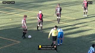 R.F.F.M - Jornada 11 - Primera División Autonómica Juvenil (Grupo 1): F.C. Villanueva del Pardillo 4-0 A.D. Unión Adarve