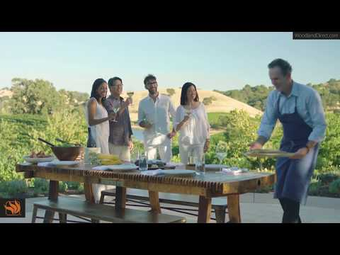 Hestan Outdoor Fellowship with Chef Thomas Keller