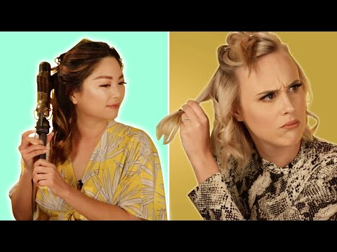 Women Learn Surprising Facts About Styling Hair While Using Hot Tools