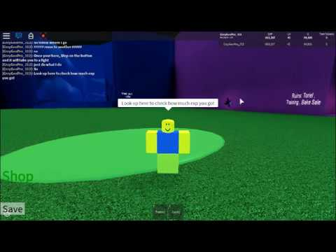 ROBLOX Undertale 3D Boss Battles | The Best And Easiest Way To Level