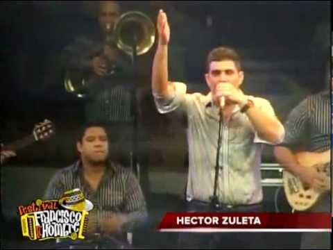Festival Francisco El Hombre 2012 Hector Zuleta Y Luis...