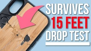 Loads Of YouTubers Drop Test IPhone X! - Mous Case Review