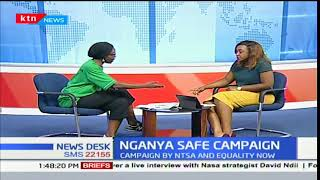 News Desk - 6th December 2017 - Discussion on Nganya Safe Campaign