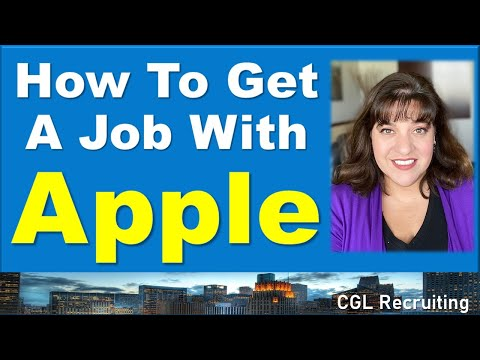 , title : 'How To Get A Job With Apple - A Guide For Job Seekers!
