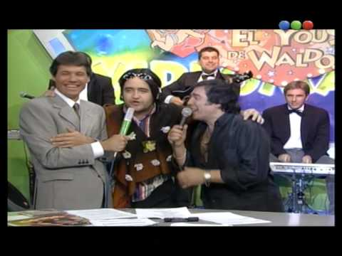 "Cacho Castaña en vivo, ""Quieren matar al ladrón"" - Videomatch 99"
