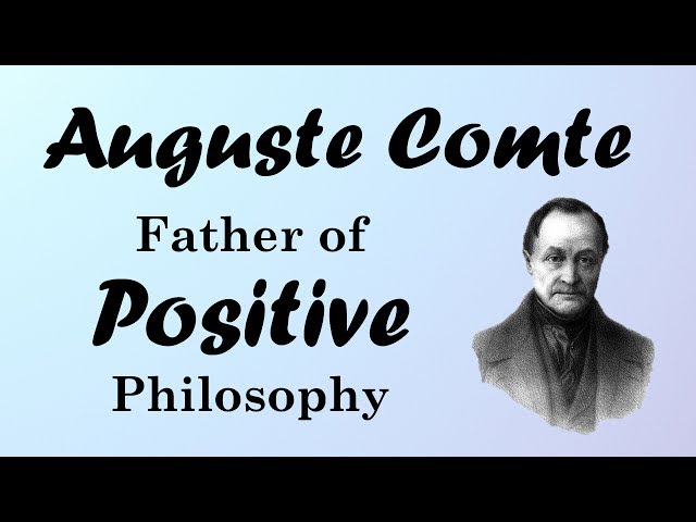 Video Pronunciation of Auguste comte in English