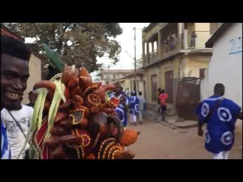 Midlands Hunting Society Banjul, The Gambia Play on 29 December 2018