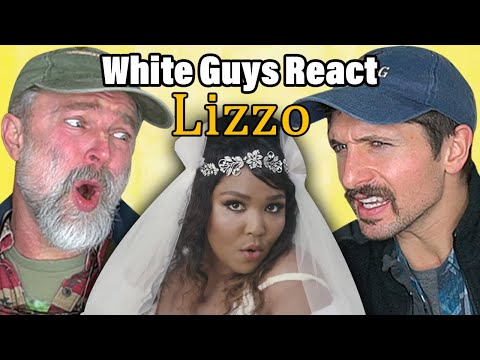 White Guys React To Lizzo -Truth Hurts, Juice, Good As Hell!!