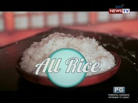 Video Good News: Healthy and yummy rice recipes