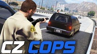 Code Zero Cops #53 - Quick Trigger (Criminal Jeff)