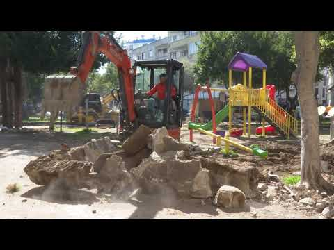 Büyükşehir Belediyesi Büklüdere Parkı'nı yeniliyor