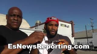 curtis stevens to Hassan N'Dam fuck him - esnews boxing