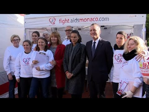 Fight Aids: 10th Test in the City