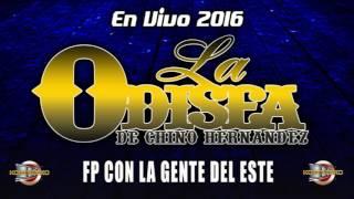La Odisea De Chino Hernandez- Disco En Vivo FP Con La Gente De El Este [Completo]
