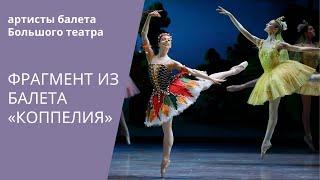 Grand Pas From Coppelia By Bolshoi Ballet / Гранд па из балета «Коппелия» Большого театра