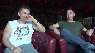художники из Бишкека| как мы начали рисовать [Vlog2]