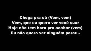 MC WM, Jerry Smith E Pocah   Para Não (LETRA)