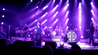 TREVOR MORGAN ~ EASY with THIRD DAY backup band LEXINGTON KY 3-16-2012