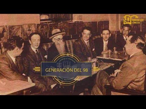 La Generación del 98: Literatura española e Historia