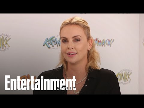'Atomic Blonde': Charlize Theron Turns Spy Thriller On Its Head   SDCC 2017   Entertainment Weekly