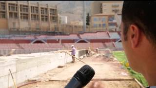 preview picture of video 'Il nuovo stadio del Trapani Calcio'