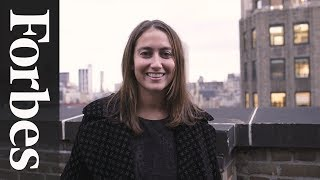 Morgan Curtis: I Dream Of My Company - Relentless | Forbes