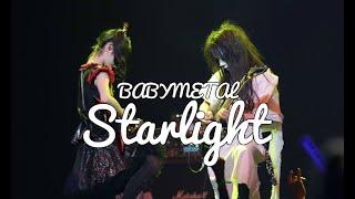 BABYMETAL   Starlight | Tribute To Mikio | (lyrics Japanese English)