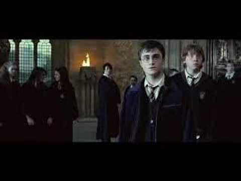 Harry Potter and the Order of the Phoenix Harry Potter and the Order of the Phoenix (International Trailer)