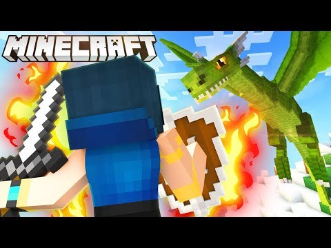WE FOUND DRAGONS!! | Krewcraft Minecraft Survival | Episode 11 mp3