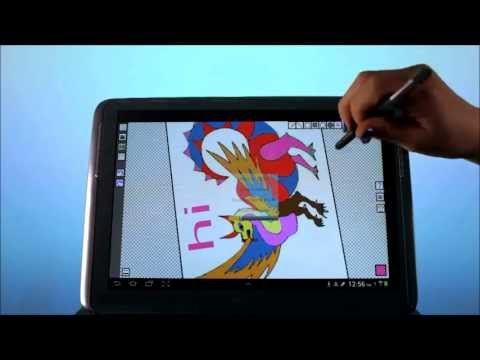 Video of Doodle Dawg Sketch & Draw Pro