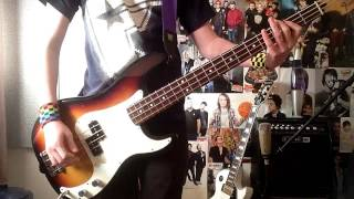 Angels And Airwaves - Kiss With A Spell Bass Cover
