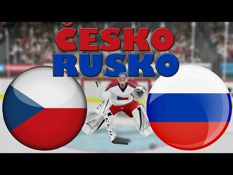 ČESKO - RUSKO | MS 2019 | NHL 19 | CZ/SK