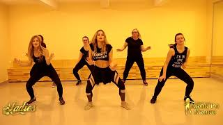 Choreografia Luis Fonsi, Demi Lovato   Echame La Culpa   Grupa Ladies   Szkoła Tańca Krok Po Kroku