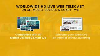 live streaming video hyderabad