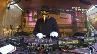 Claptone - Live @ Brunch -In The Park Barcelona 2017