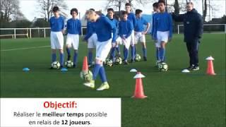 Défi jonglerie festival U13 - phase départementale