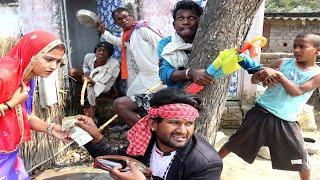 सुरवा के सादी खातिर आईले तीलकहरू घर में मची खलबली || Khesari To Digital World,Priti Ji,Video 2021
