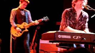 Jon McLaughlin + Band - Four Years - Philly