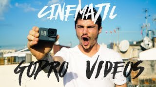 How To Make Cinematic GoPro Videos: 5 Tips (Hero 6)