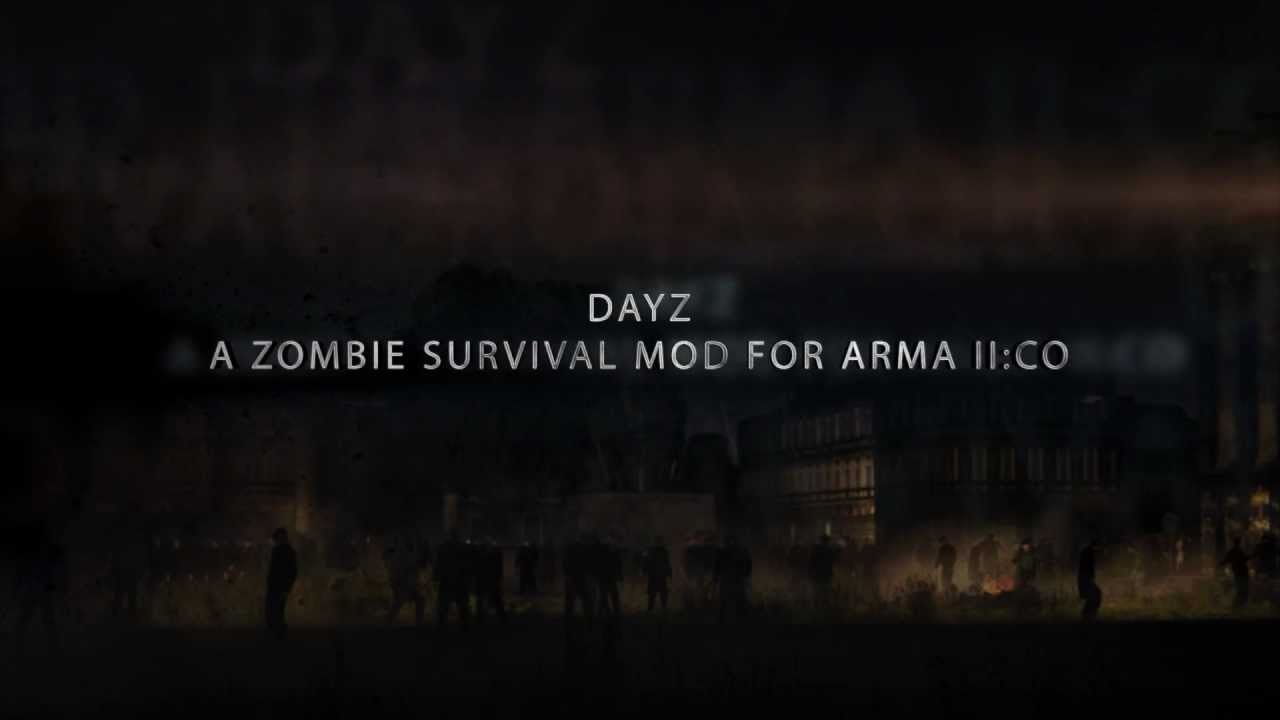 The Best Zombie Mod In Gaming Now Has A Wicked-Cool Cinematic Trailer